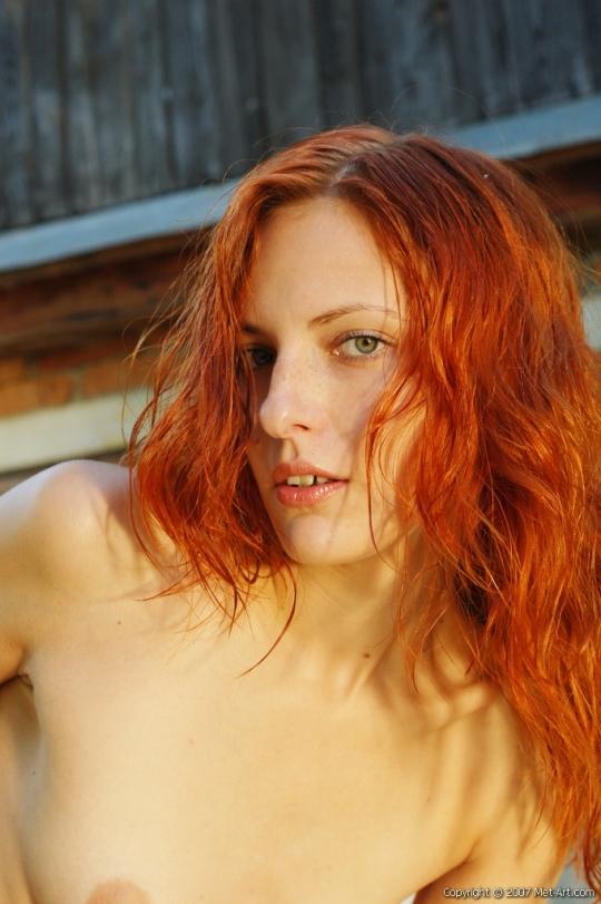 Рыженькая Алиса секс фото