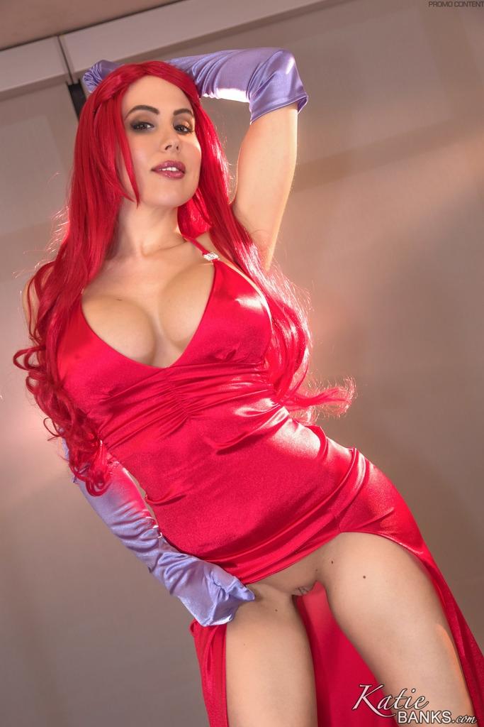 Пленительная стриптизерша Катя в рыжем парике смотреть эротику