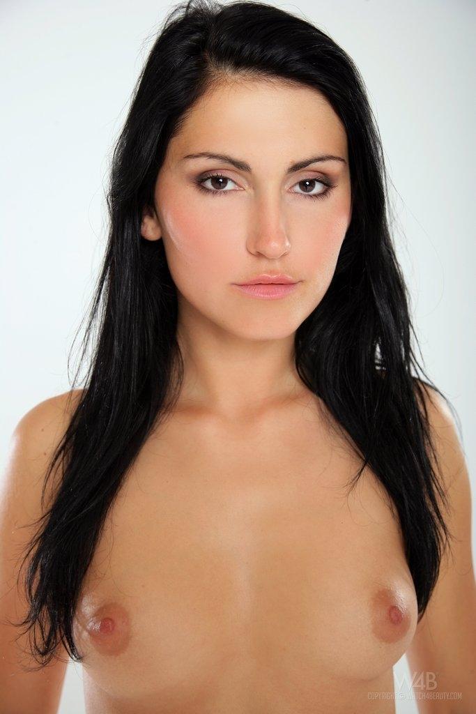 натуральные груди ретро фото