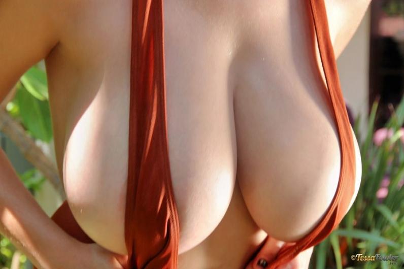 Фото грудь