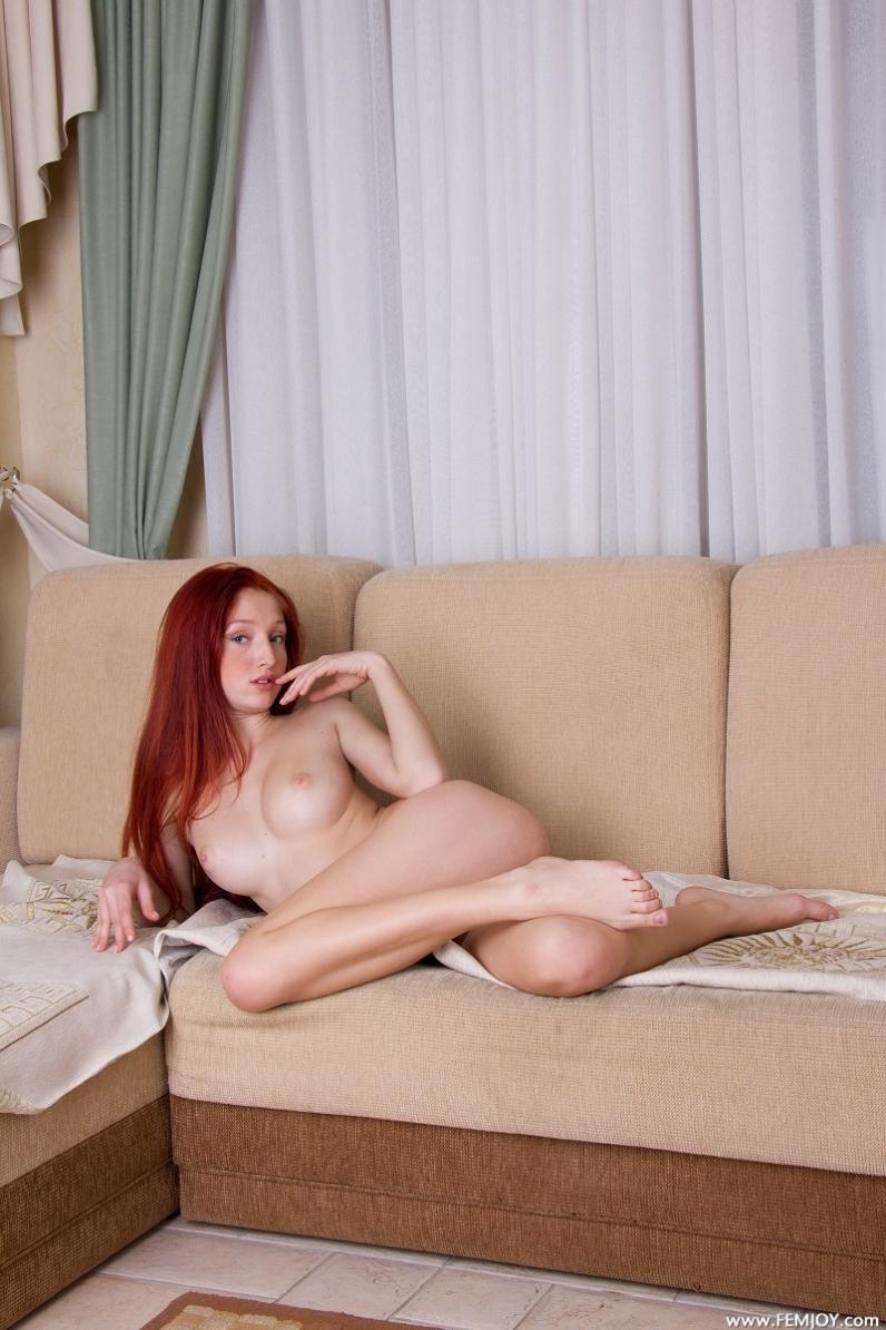 Рыжая бестия порно картинки