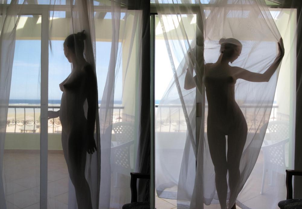 Возбужденные любительские изображения обнаженной темной девушки в ванной секс фото