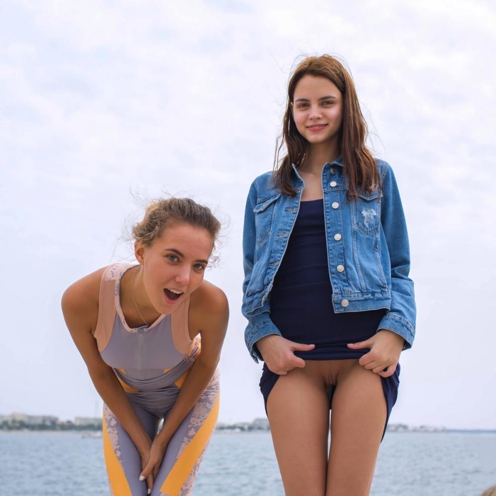 Эротическая фото подборка симпатичных девушек. Голые модели и любительские засветы