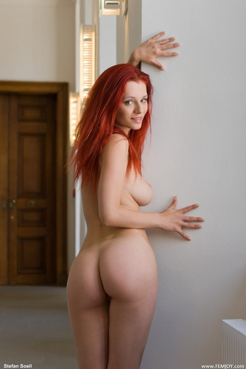 Голые Рыжие Девушки Попки