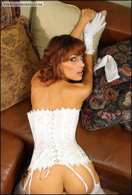 Игривая девушка Валери секс фото
