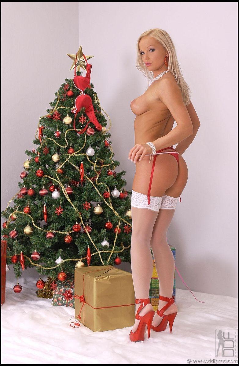 Рождество c Silvia Saint секс галерея