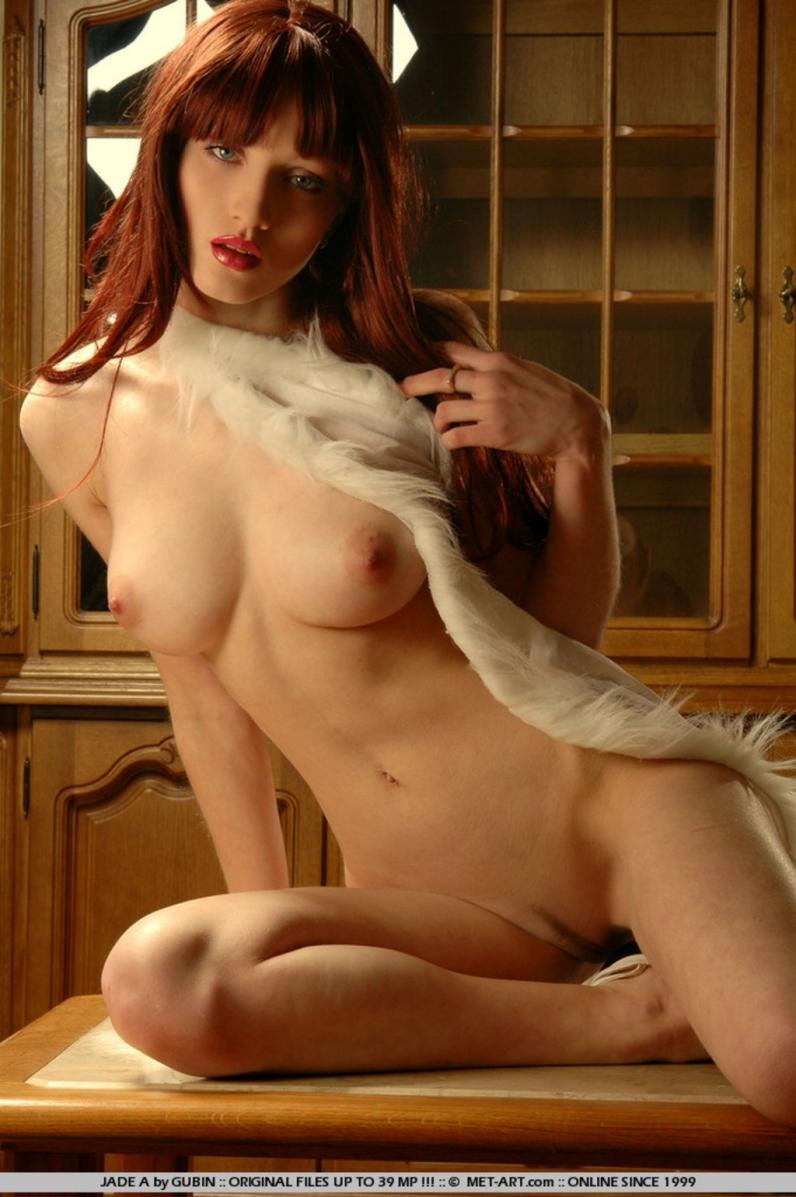 Волшебная фото подборка молоденьких голеньких рыжих девушек