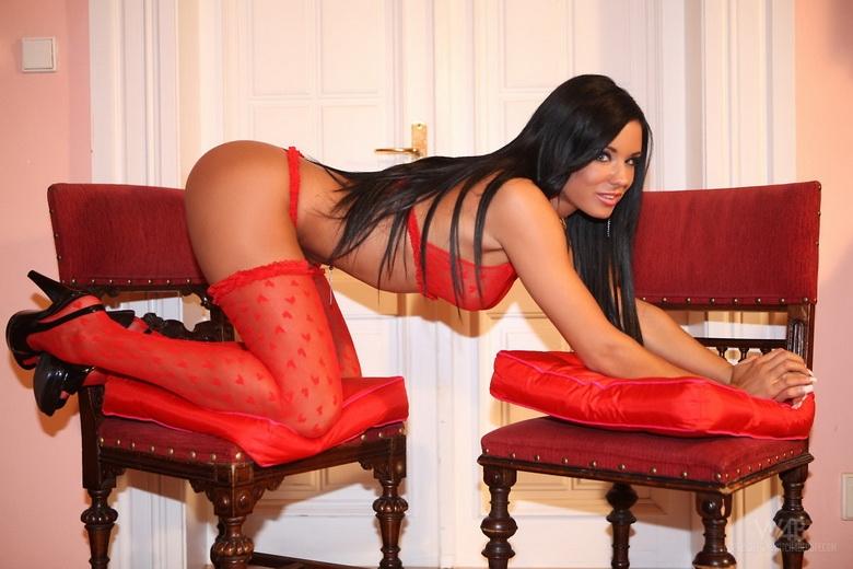 Рабочая попка порно звезды Ashley Bulgari