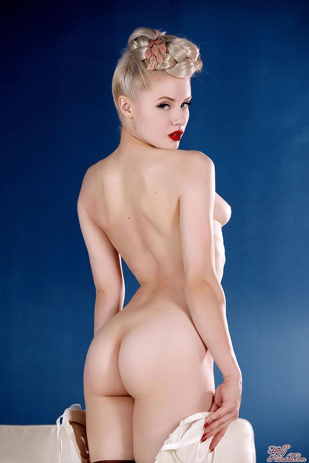 Принцесса бурлеска обнаженная фото супермодель Holly Randal секс фото