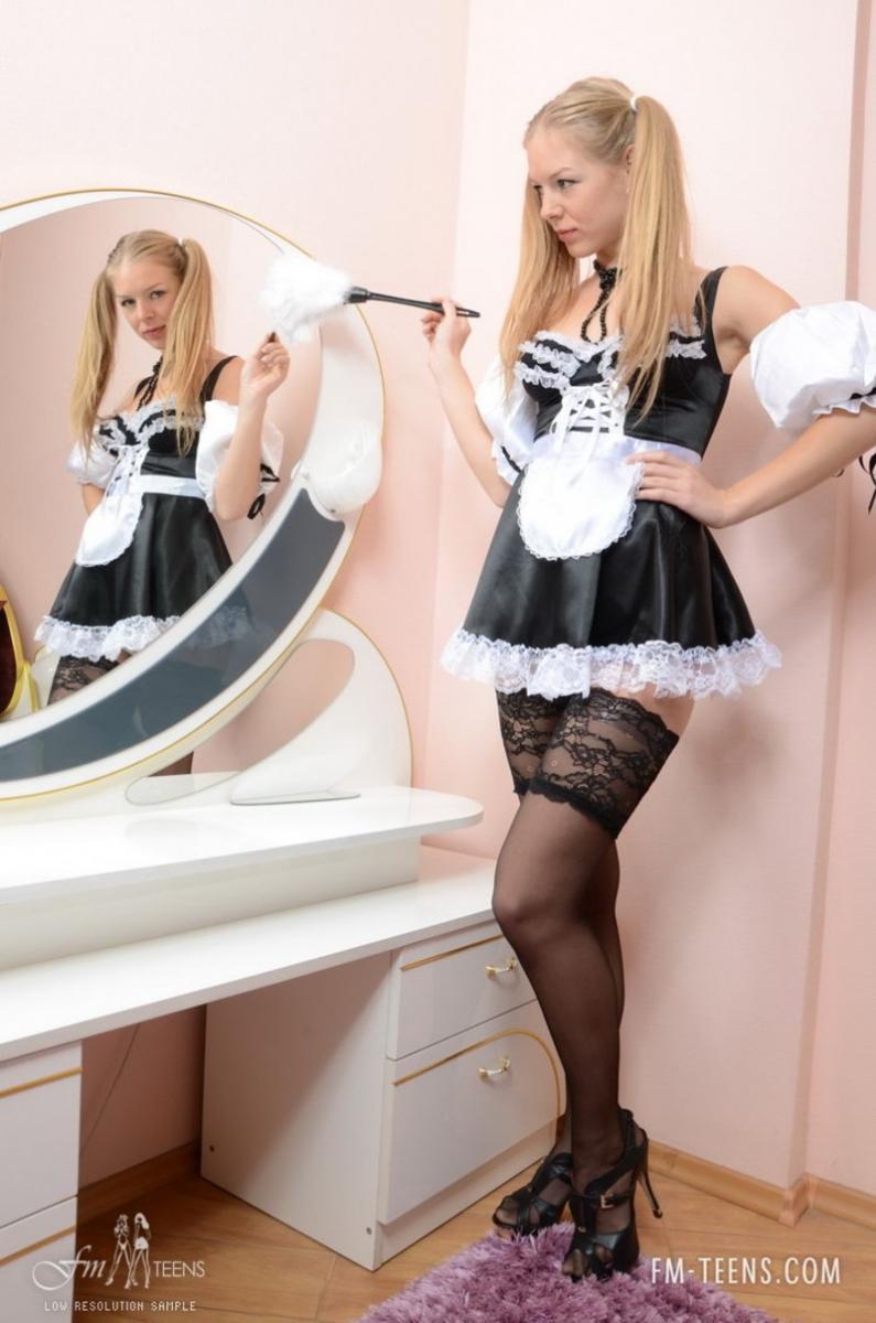 Девушки служанки порно фото фото 66-551